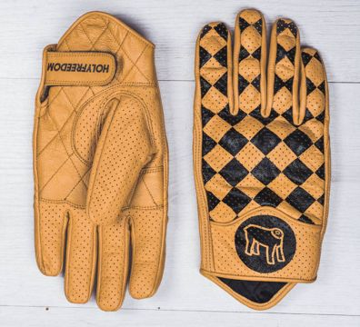 GUANTES HOLY FREEDOM BULLIT WORKER GLOVES YELLOW