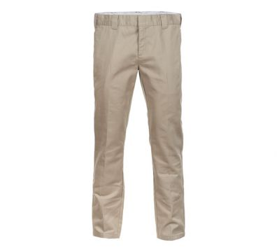 PANTALONES DICKIES WE872 SLIM FIT WORK KHAKI