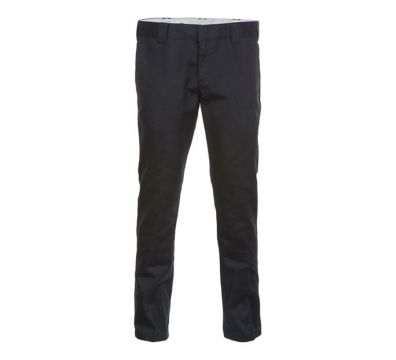 PANTALONES DICKIES WE872 SLIM FIT WORK BLACK