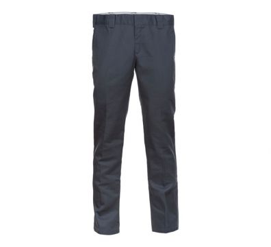 PANTALONES DICKIES WE872 SLIM FIT WORK CHARCOAL