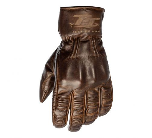 GUANTES RST IOM TT HILLBERRY MARRÓN
