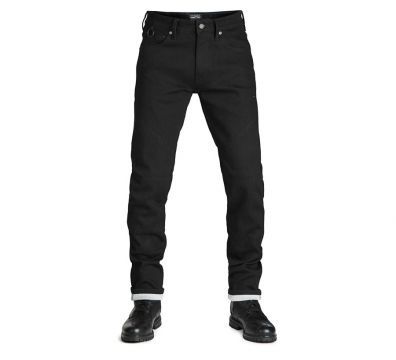 JEANS PANDO MOTO Steel Black 9  Slim-Fit Dyneema®