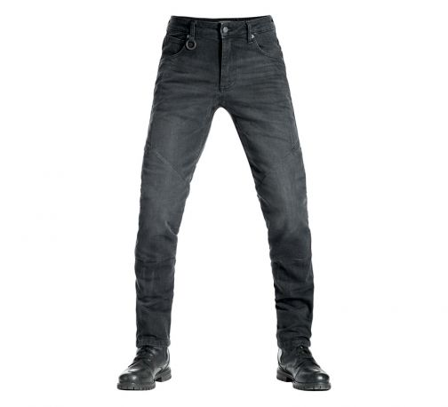 JEANS PANDO MOTO Boss Black 9  Slim-Fit Cordura®