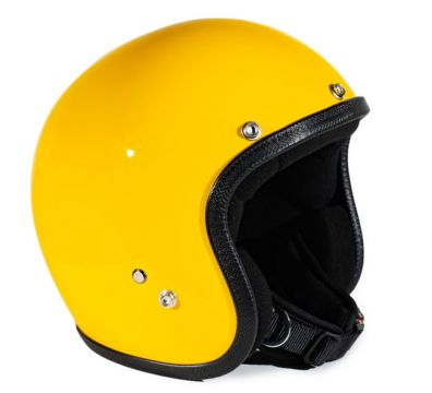 CASCO SEVENTIES PASTELLO YELLOW