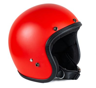 CASCO SEVENTIES PASTELLO MAT RED