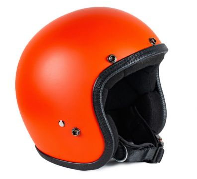 CASCO SEVENTIES PASTELLO MAT ORANGE