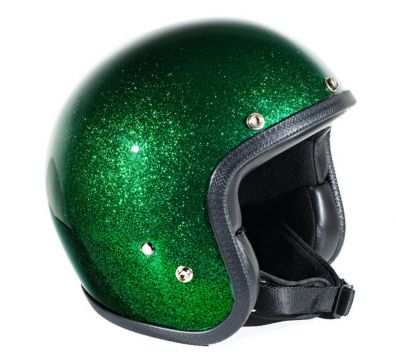 CASCO SEVENTIES METALFLAKES GREEN