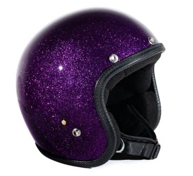 CASCO SEVENTIES METALFLAKES PURPLE