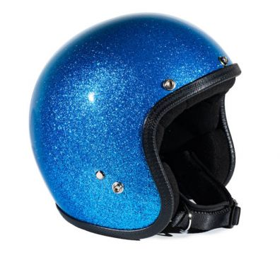 CASCO SEVENTIES METALFLAKES LIGHT BLUE