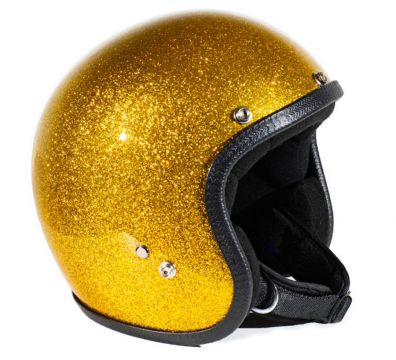 CASCO SEVENTIES METALFLAKES GOLD