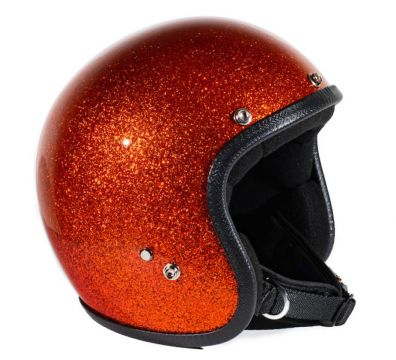 CASCO SEVENTIES METALFLAKES ORANGE