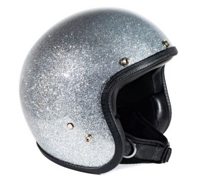 CASCO SEVENTIES METALFLAKES SILVER