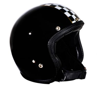 CASCO SEVENTIES SUPERFLAT CHECKERED BLACK