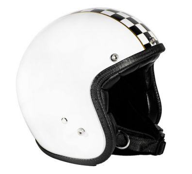 CASCO SEVENTIES SUPERFLAT CHECKERED WHITE