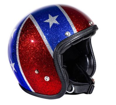 CASCO SEVENTIES SUPERFLAKES REBEL FLAG