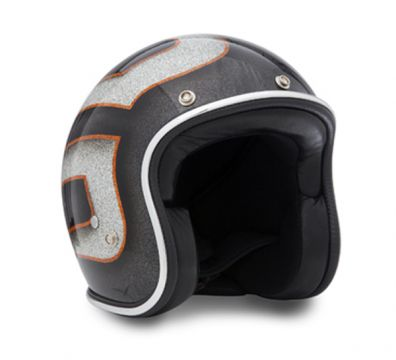 CASCO SEVENTIES SUPERFLAKES BLACK SCALLOPS 13
