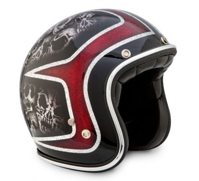 CASCO SEVENTIES SUPERFLAKES SKULLS & SCALLOPS 16