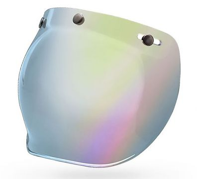 PANTALLA BELL BUBBLE SHIELD SILVER IRIDIUM