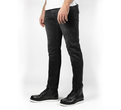 PANTALONES JOHN DOE IRONHEAD USED BLACK-XTM
