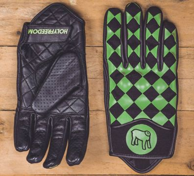 GUANTES HOLY FREEDOM TARTARUGA GREEN