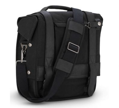 ALFORJA BURLY VOYAGER SINGLE BLACK CORDURA®
