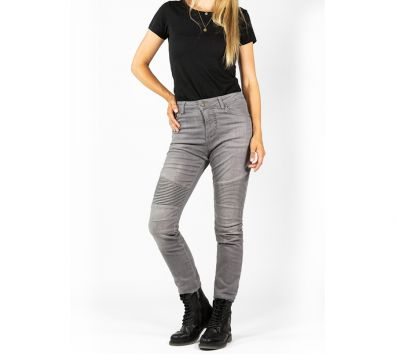 PANTALONES JOHN DOE BETTY BIKER GREY JDD4009