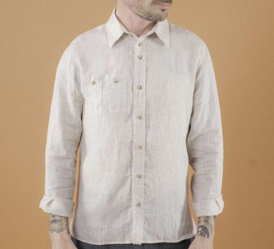 CAMISA KYTONE TOGETHER BEIGE