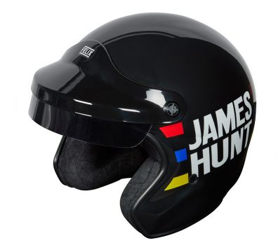 CASCO F MOTOCYCLETTE JAMES HUNT REPLICA