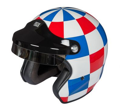 CASCO F MOTOCYCLETTE GRAN PRIX DE FRANCE
