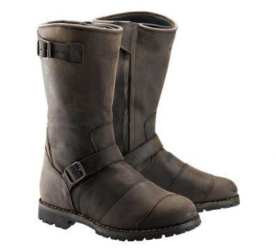 BOTAS BELSTAFF ENDURANCE BROWN BLACK