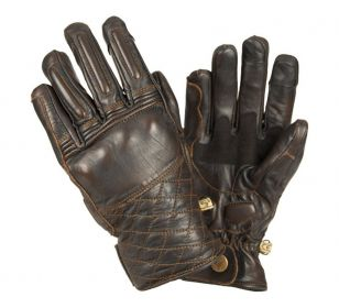 GUANTES BY CITY CAFE II BROWN
