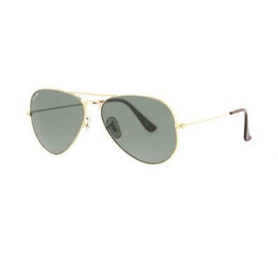 GAFAS DE SOL JOHN DOE AVIATOR SHINY GOLD