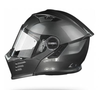 CASCO MODULAR SIMPSON DARKSOME GUNMETAL