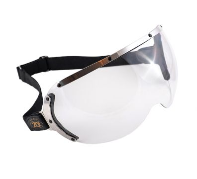 SEVENTIES GOGGLE LIGHT SMOKED