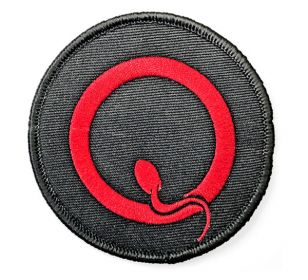 Queens Of The Stone Age Standard Patch Q Logo