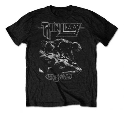 CAMISETA THIN LIZZY NIGHTLIFE