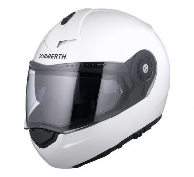 CASCO SCHUBERTH C3 PRO BLANCO BRILLO