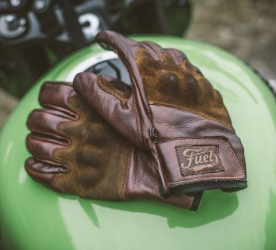 GUANTES FUEL RODEO BROWN