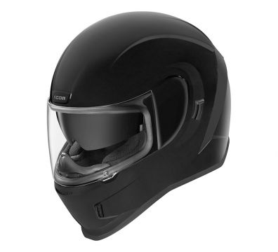 CASCO ICON AIRFORM GLOSS BLACK
