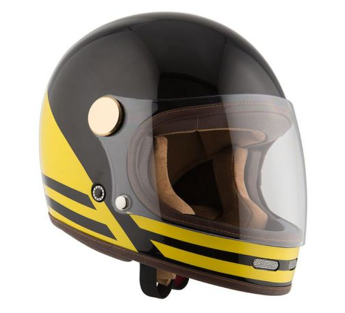 CASCO BY CITY ROADSTER BLACK YELLOW
