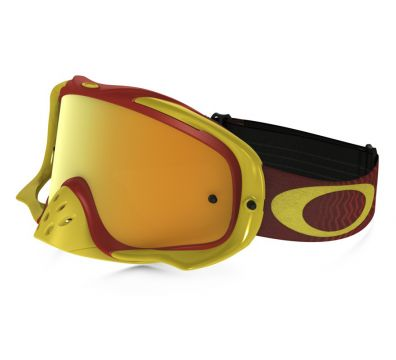 Gafas OAKLEY CROWBAR SHOCKWAVE RED YELLOW