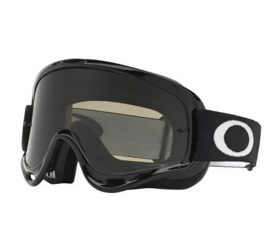 Gafas OAKLEY O-FRAME MX JET BLACK w DARK GREY