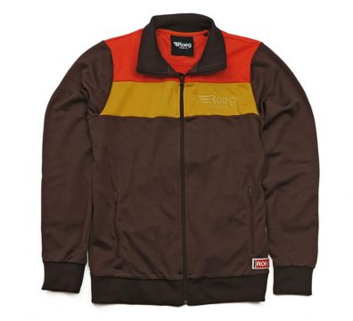 CHAQUETA ROEG GREG TRACK BROWN