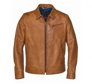 CAZADORA SCHOTT 575 RUSTY 70s Waxy Leather