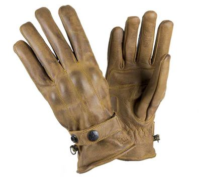GUANTES INVIERNO BY CITY ELEGANT MAN MUSTARD