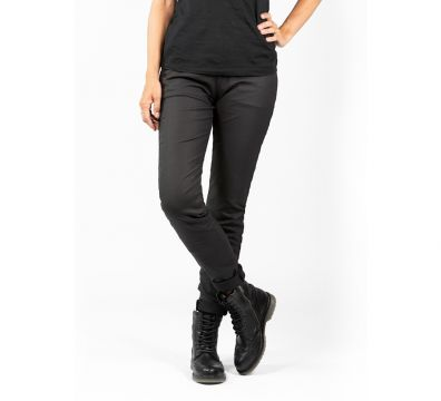PANTALONES JOHN DOE BETTY JEGGINGS BLACK