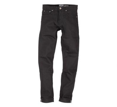 Resurgence Gear® 2020 Cafe Racer PEKEV Motorcycle Jeans Selvedge Black