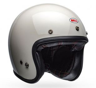 CASCO BELL CUSTOM 500 DLX SOLID VINTAGE WHITE