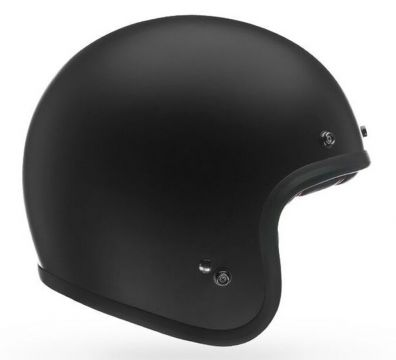 CASCO BELL CUSTOM 500 DLX SOLID MATTE BLACK