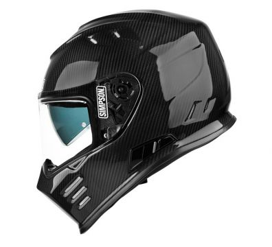 CASCO SIMPSON VENOM CARBON